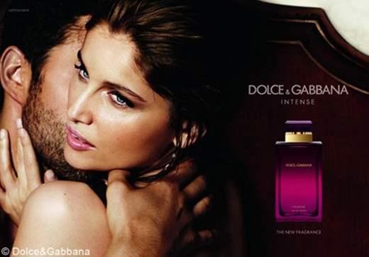 Dolce & Gabbana Pour Femme Intense - parfum de rentrée