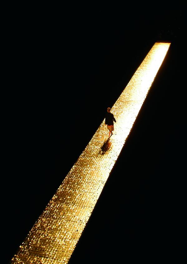 Dries Van Noten, défilé AutomneHiver 2006, ® Mathieu Ridelle
