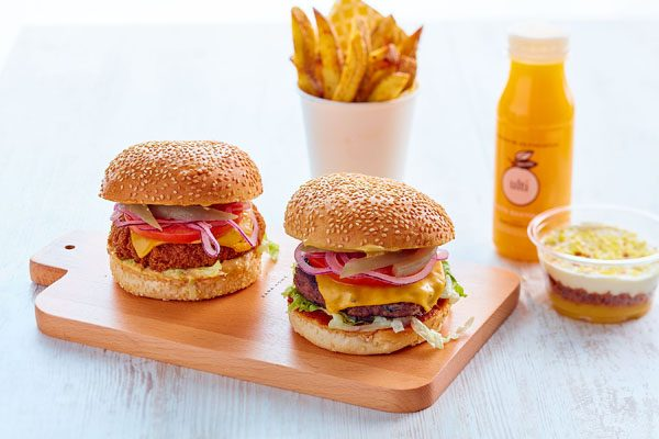 Duo burger 3