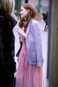Ellie Amber, Défilé Chanel, haute couture printemps-été 2016