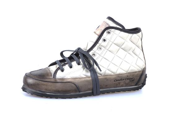 Sneakers Homme Matelassées Candice Cooper