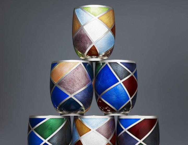Fabergé lance une collection d'objets en argent