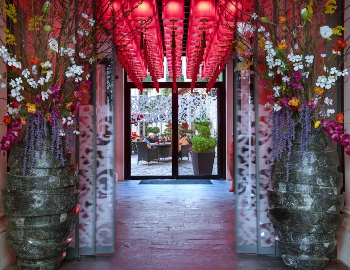 Sunset Parties tout l'été au Buddha-Bar Hôtel Paris