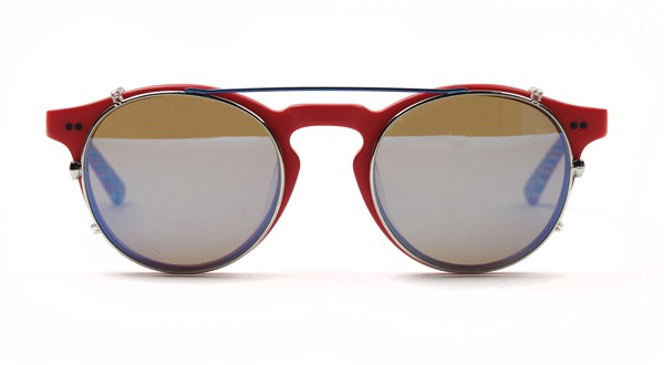 Etnia Barcelona - Collection Vintage - Mission District clip on - 2 02