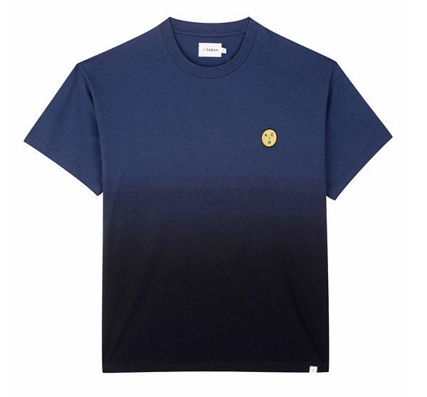 FARAH - Tee Shirt Rave Dip Dye - 36€