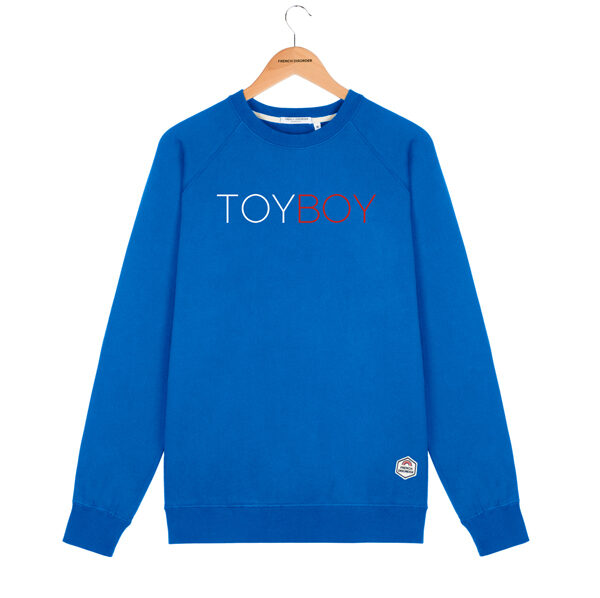 FRENCH DISORDER - Sweat Homme ToyBoy - 89€