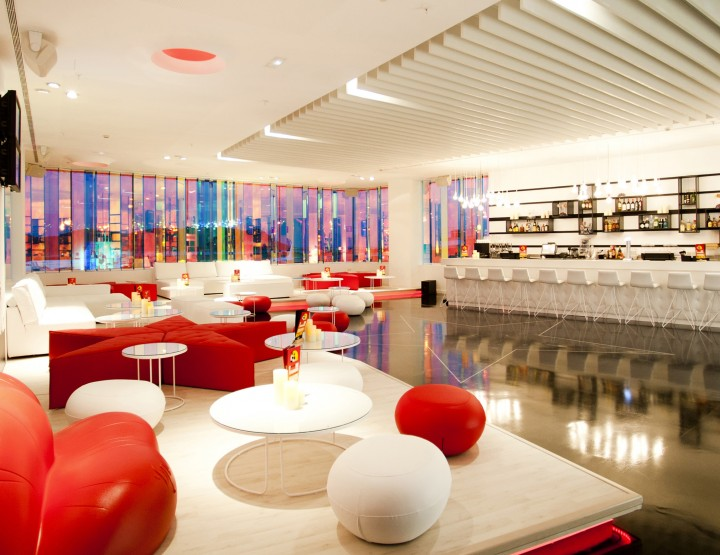 Le premier Lounge Club dans un aéroport à... Ibiza!