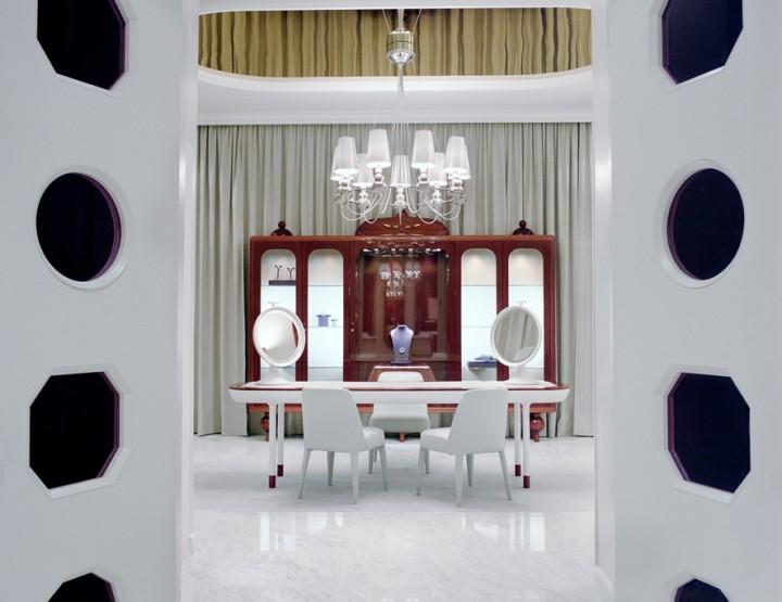 Fabergé et Ladurée s'associe pour un salon de thé éphémère à Genève