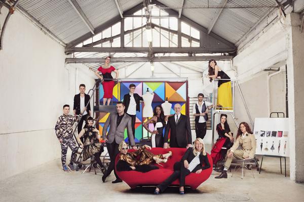 Roland Mouret en mode Projet fashion sur D8