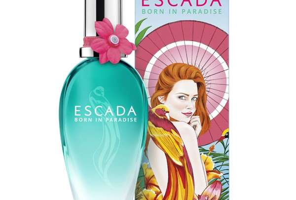 BORN IN PARADISE by ESCADA