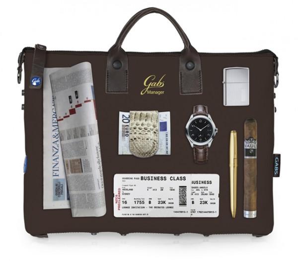 GABS, sac transformable en cuir et PVC, à partir de 209€