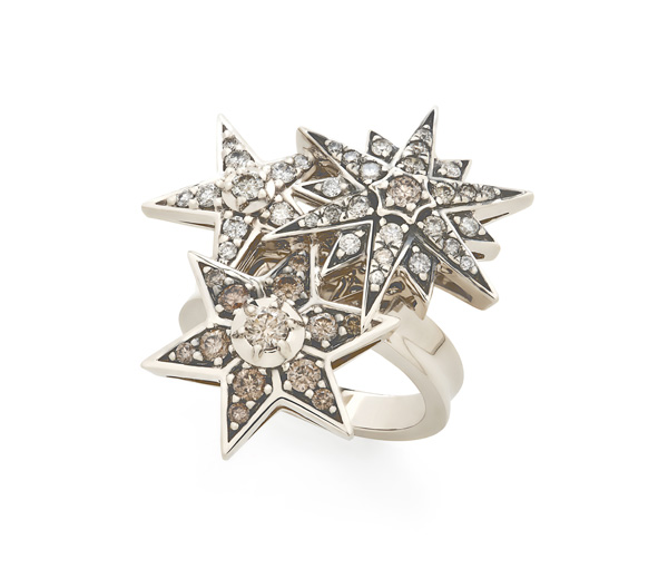 GENESIS H.STERN _ ring in Noble Gold and diamonds (A1B 204256)