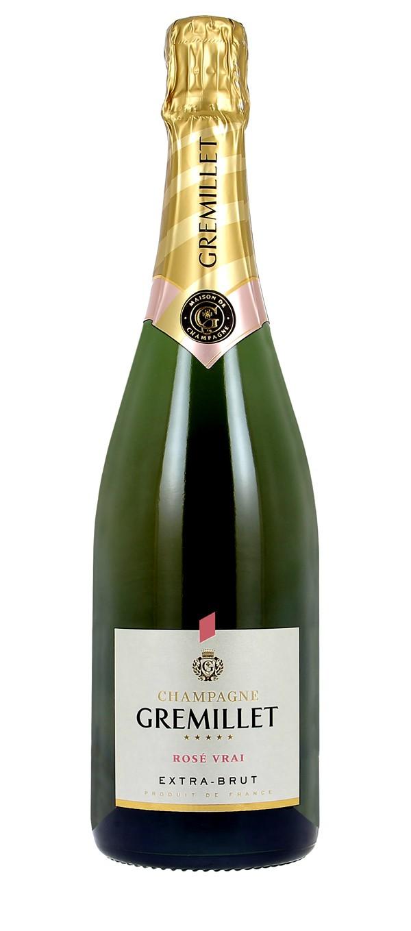 GREMILLET - Rosé Vrai - 24€