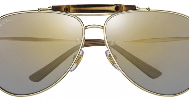 Nouvelle lunettes de soleil Gucci pour cet hiver
