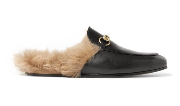 GUCCI sur MRPORTER - Slipers - 785€