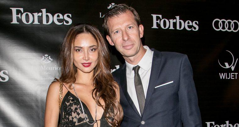 Forbes Magazine célèbre son lancement en France