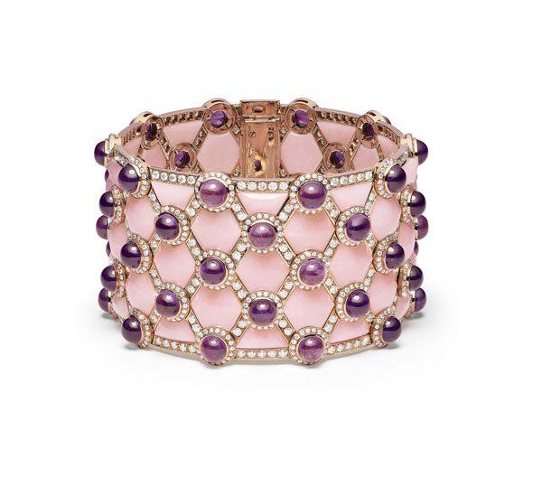 Giampiero Bodino - MOSAICO Rombi bracelet