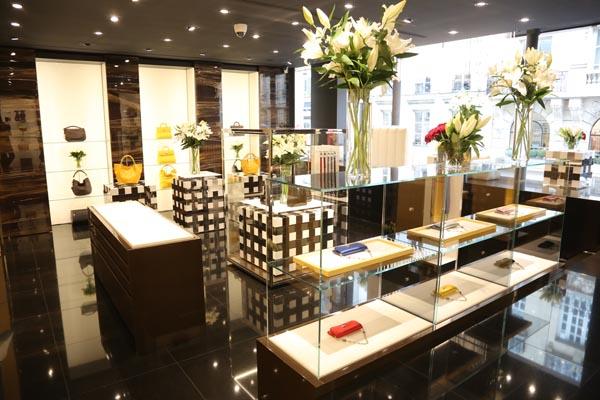 Ouverture de la 1ère boutique Gianfranco Lotti en France