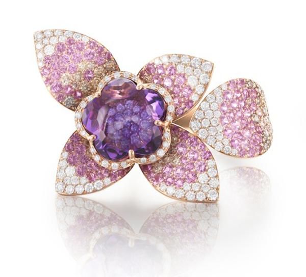 Giardini Segreti Haute Couture_ring_amethyst