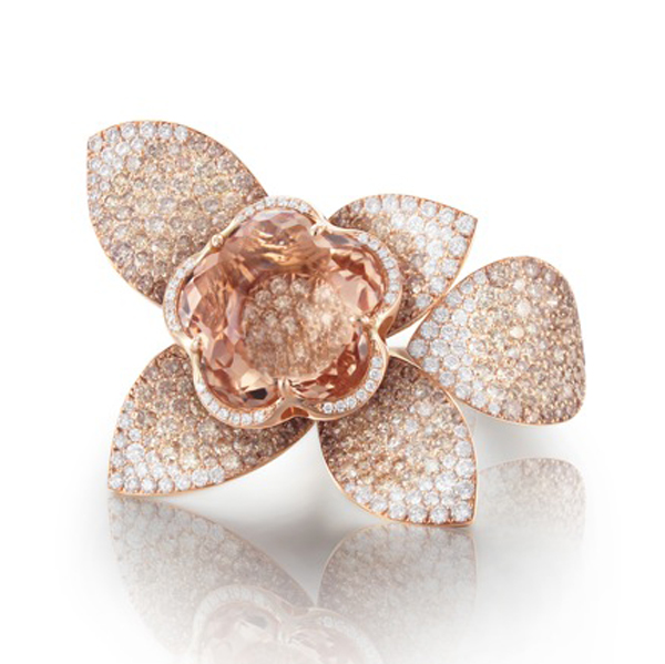 Giardini Segreti Haute Couture_ring_morganite