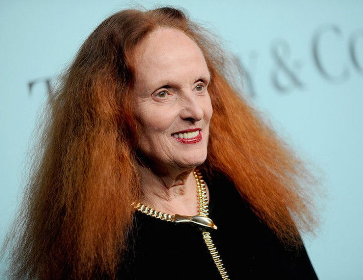 Grace Coddington collabore avec Tiffany & Co.