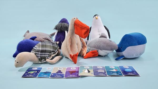Les Pollutoys de Sea Sheperd pour sensibiliser les enfants