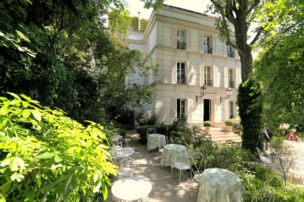 H+¦tel-Particulier-Montmartre-Facade-Exterieure