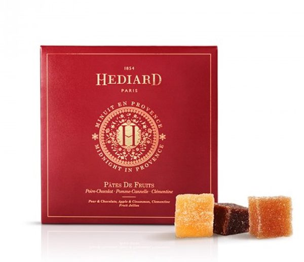 HEDIARD - Pâtes de fruits 160g - 14.50€