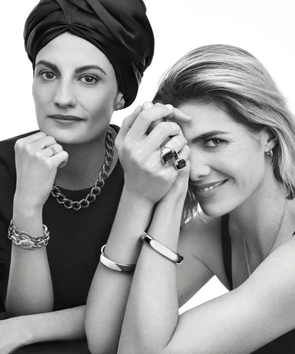 Helen Nonini et Delfina Blaquier
