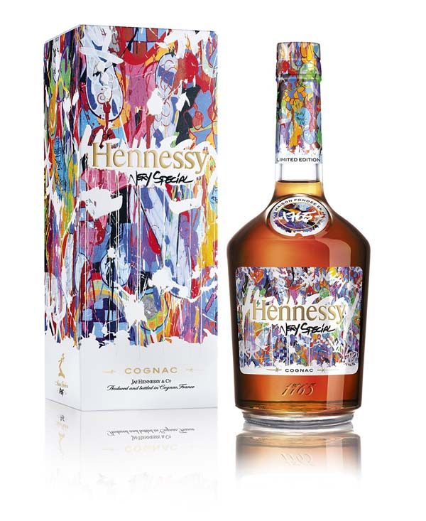 HENNESSY - Coffret Very Special by Jonone - 42€
