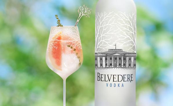 Cannes 2016 - Belvedere Vodka fête ses 10 ans de présence