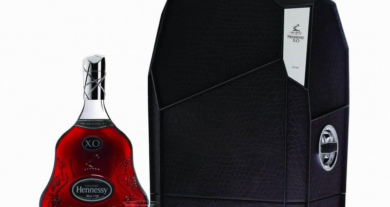 Hennessy X.O Mathusalemn revu par Arik Levy