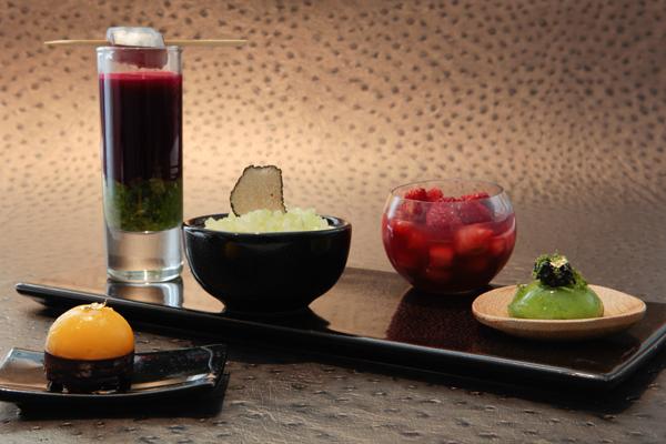 Bar éphémère Healthy à l'Hôtel de Vendôme pour la Fashion Week