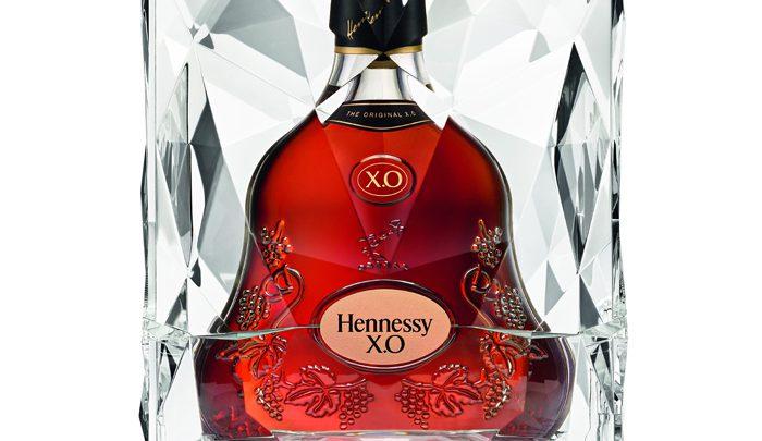 Hennessy X.O brise la glace