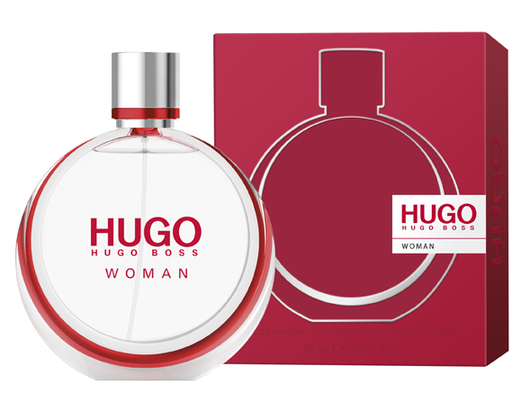 Hugo Woman EDP 75ml In Out