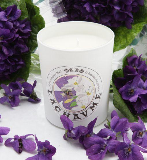 Lachaume lance sa première bougie parfumée