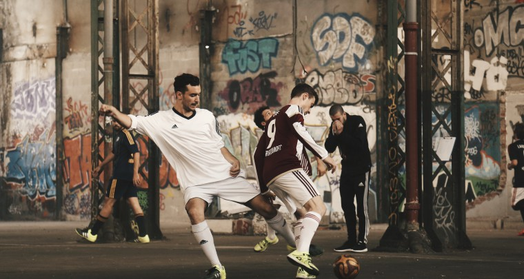 Foot x Culture = Underground Football Club