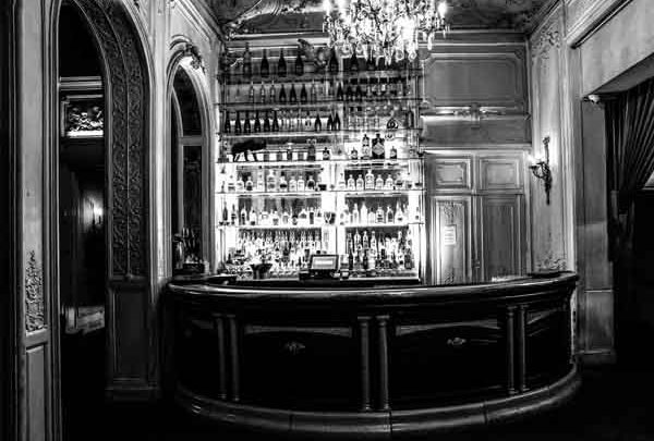 Le Bar à Gin du Carmen Paris