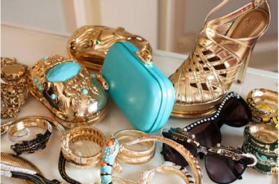 collection d'accessoires