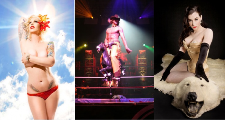 Welcome to the new burlesque !!