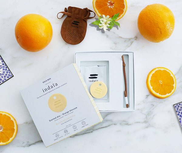 Inda+»a - P - Fleur d'Oranger