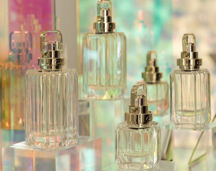 Le nouveau parfum Cartier Carat s'offre un pop up