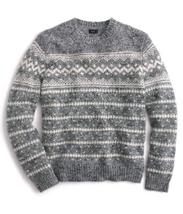 J.CREW - Pull en laine 184 €