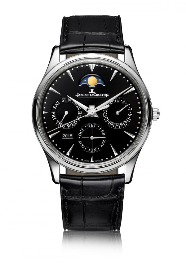 JAEGER-LECOULTRE - Montre Master Ultra Thin Perpetual - 19 600€