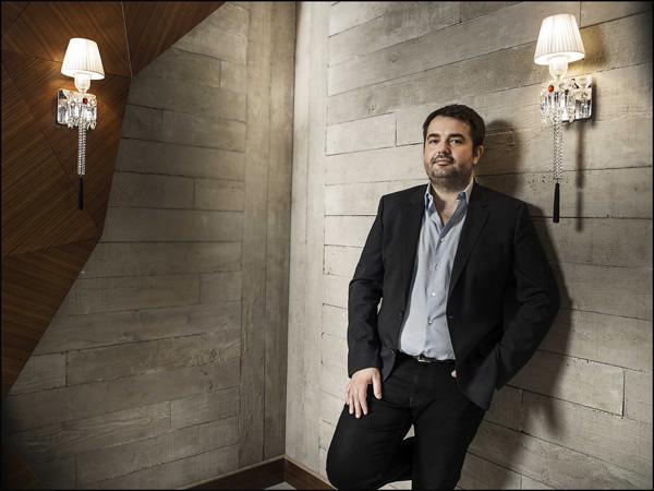 Jean François Piège, Homme (chef) de l'année par GQ