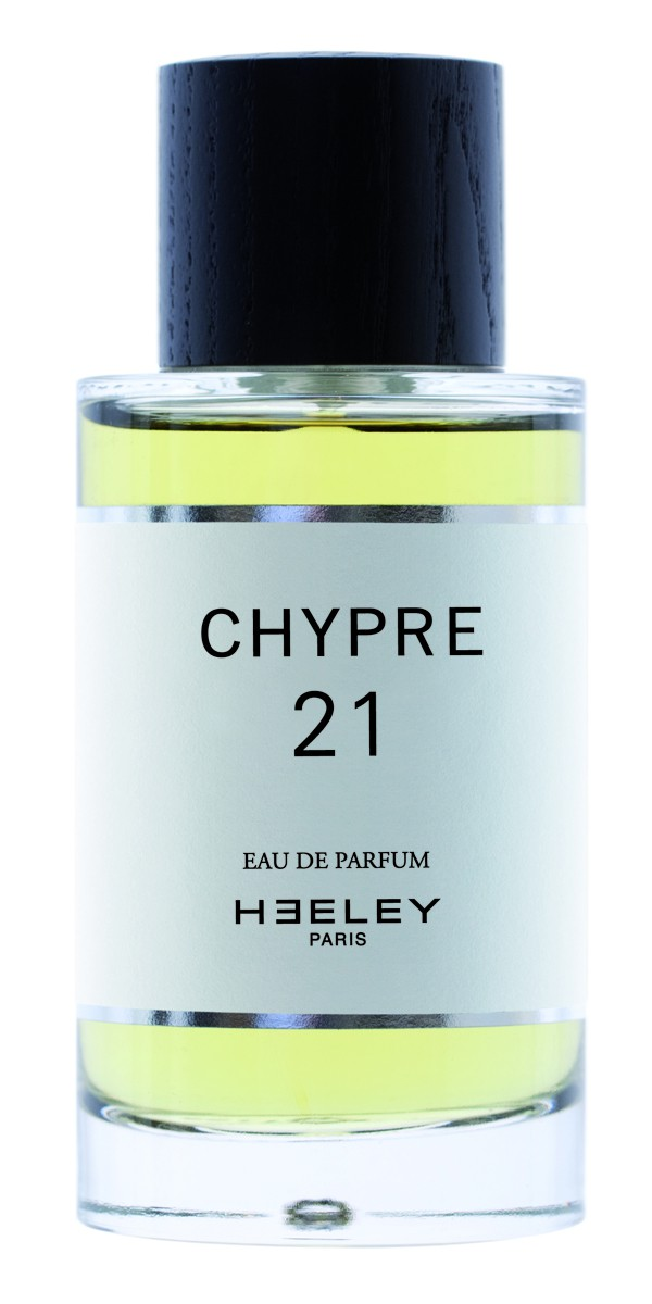 JAMES HEELEY - eau de toilette Chypre 21 - 125€ les 100ml