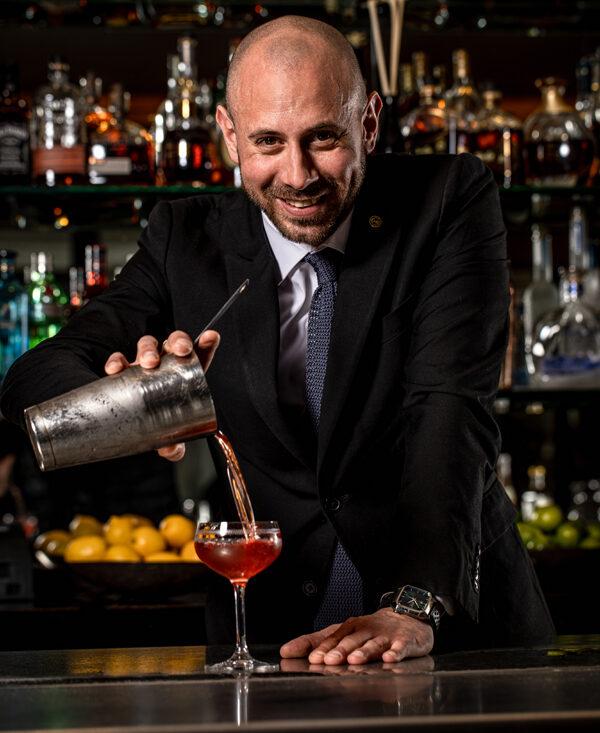 le Chef Barman Jean Munos