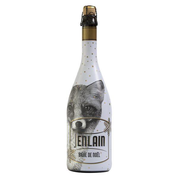 Jenlain - Bière de Noël 2019 - packshot - 3,99€