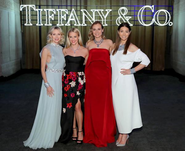 Tiffany & Co. présente sa collection Blue Book 2016