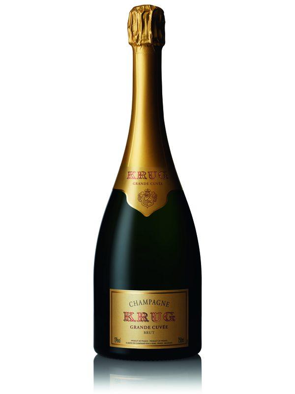 KRUG - Grande Cuvée - 155€